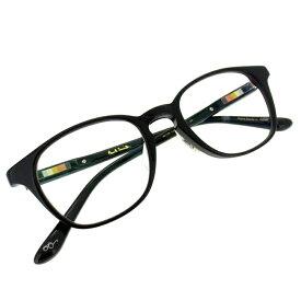 【中古】Paul Smith ポールスミス 眼鏡 メガネ サイズ:49□20 カラー:ブラック【f116】