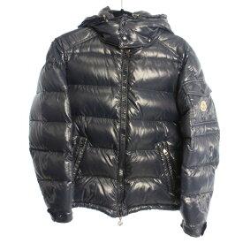 【中古】MONCLER モンクレール MAYA ダウンジャケット サイズ:0 カラー:ネイビー / インポート【f108】
