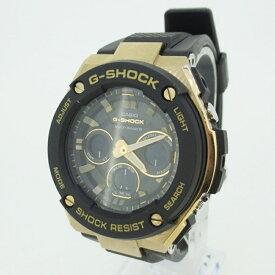 【中古】CASIO G-SHOCK カシオ ジーショック 腕時計 リストウォッチ サイズ:- カラー:ブラック【f131】