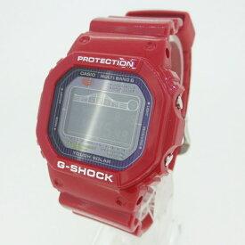 【中古】CASIO G-SHOCK カシオ ジーショック 腕時計 リストウォッチ サイズ:- カラー:レッド【f131】