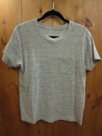 【中古】Seagreen/シーグリーン 半袖 Tシャツ サイズ:1 カラー:グレー / ドメス【f104】