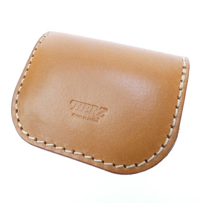 【中古】HERZ/ヘルツ コインケース 財布 サイズ:- カラー:キャメル【f124】