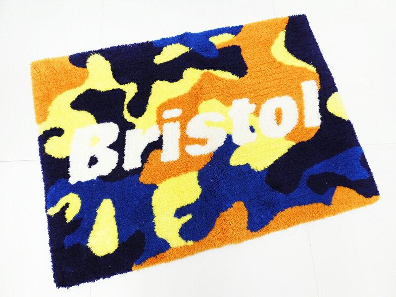 【中古】F.C.R.B./F.C.Real Bristol/エフシーレアルブリストル フロアマット【f134】