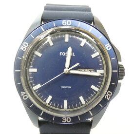 【新古品・未使用品】FOSSIL/フォッシル FS5260 腕時計 サイズ:- カラー:ネイビー【f130】