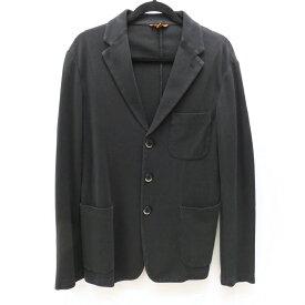 【中古】BARENA/バレナ 3Bジャケット サイズ:46 カラー:ブラック / インポート【f094】