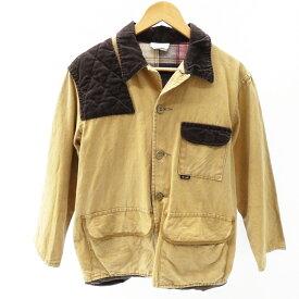 【中古】RED HEAD/レッドヘッド エイジング ハンティングジャケット  サイズ:表記なし カラー:ベージュ系【f93】