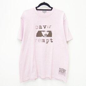 【中古】C.E/シーイー 半袖Tシャツ サイズ:XL カラー:ピンク系 / ストリート【f103】