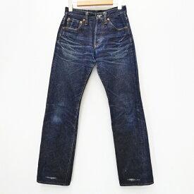 【中古】SAMURAI JEANS/サムライジーンズ 零モデル デニムパンツ サイズ:26 カラー:ブルー / アメカジ【f107】