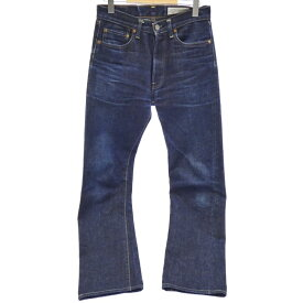 【中古】BONCOURA/ボンクラ 66type デニムパンツ サイズ:28 カラー:ブルー系【f107】