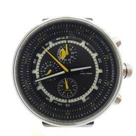 【中古】NIKE/ナイキ 腕時計 Lance Armstrong ランス アームストロング アナログ クォーツ サイズ:- カラー:ブラック(文字盤)ブラック(ベルト)【f131】
