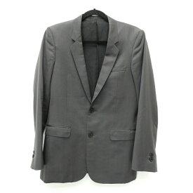 【中古】FACTOTUM/ファクトタム テーラードジャケット サイズ:44 カラー:チャコールグレー / ドメス【f096】