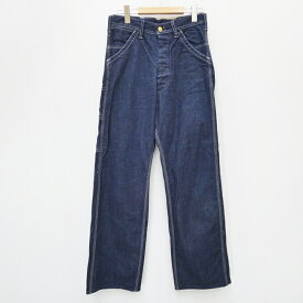 【中古】STANDARD CALIFORNIA×Lee/スタンダードカリフォルニア×リー SD #11-W PAINTER PANTS ペインターパンツ サイズ:30 カラー:ブルー系 / アメカジ【f107】