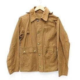 【中古】Barbour/バブアー DARNLEY オイルドジャケット サイズ:S カラー:ブラウン / インポート【f094】