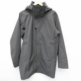 【中古】ARC'TERYX/アークテリクス コート/Parsec Coat サイズ:S カラー:グレー / アウトドア【f092】