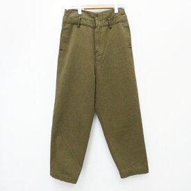 【中古】BEAMS BOY/ビームス ボーイ パンツ サイズ:1 カラー:カーキ / セレクト【f110】