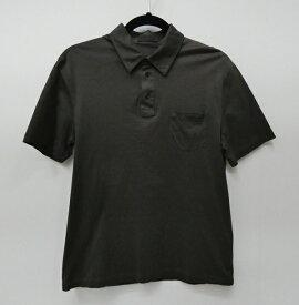 【中古】PRADA/プラダ ポロシャツ サイズ:S カラー:ブラウン系【f135】
