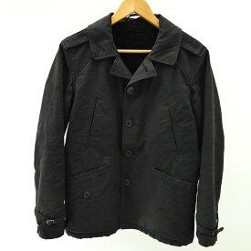 【中古】CELT&COBRA/ケルトアンドコブラ ボアジャケット サイズ:S カラー:ブラック【f096】