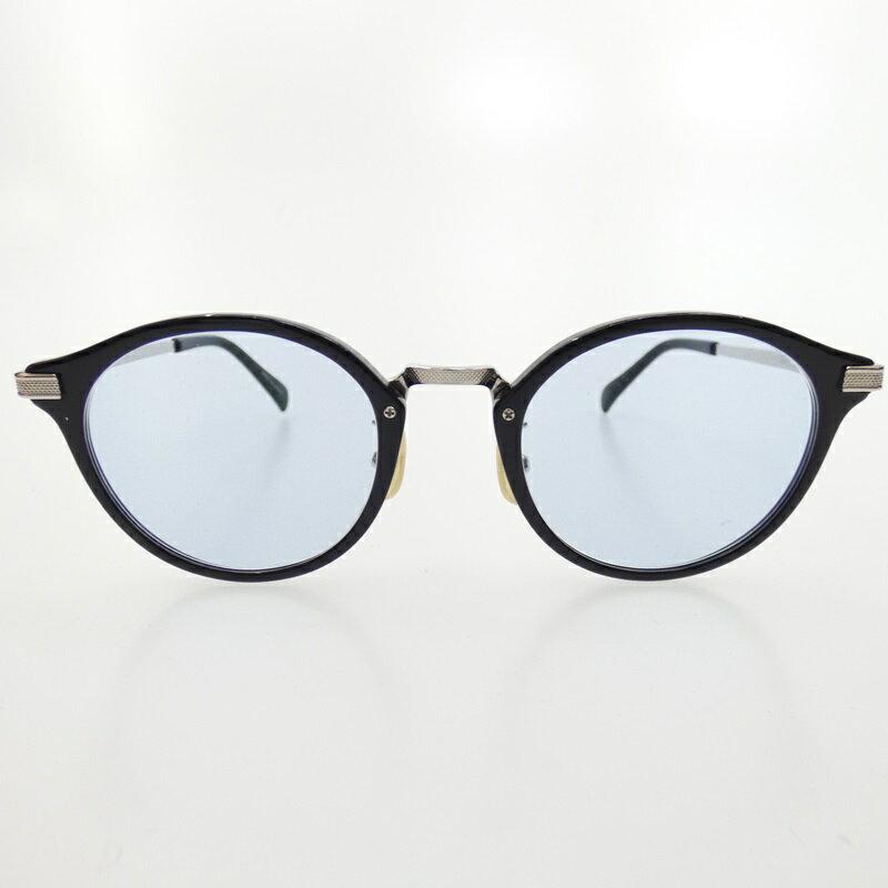 【中古】STUSSY/ステューシー 2017S/S ARTHUR サングラス サイズ:- カラー:ブラック(フレーム)×ブルー(レンズ)【f116】