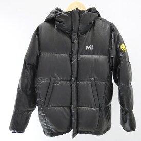 【中古】MILLET/ミレー ダウンジャケット サイズ:S カラー:ブラック系 / アウトドア【f092】
