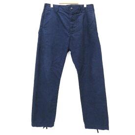 【中古】Engineered Garments/エンジニアド ガーメンツ 2017A/W Benson Pant ベンソンパンツ サイズ:M カラー:ネイビー / セレクト【f107】