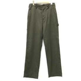 【中古】Engineered Garments/エンジニアド ガーメンツ ペインターパンツ サイズ:30 カラー:カーキ系 / セレクト【f107】