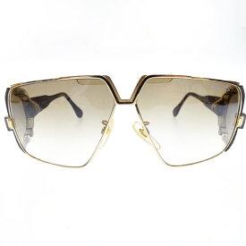 【中古】CAZAL/カザール MOD.951 サングラス サイズ:63□10 カラー:ゴールド(フレーム)×ブラウン(レンズ)【f116】