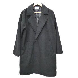 【中古】Lui's/ルイス LUZ2082608A0002 チェスターコート サイズ:M カラー:ブラック / セレクト【f091】