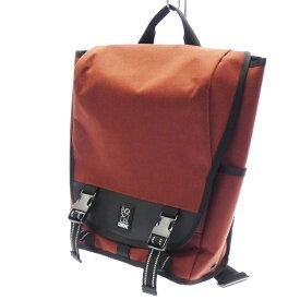 【中古】CHROME/クローム SOMA PACK バックパック リュック バッグ サイズ:- カラー:ブラウン系【f121】