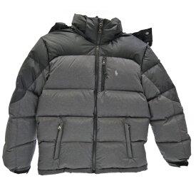 【中古】Polo Ralph Lauren/ポロラルフローレン ダウンジャケット サイズ:160 カラー:グレー / インポート【f112】
