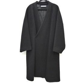 【中古】SASQUATCH fabrix サスクワッチファブリックス 18AW [18AW-JKH-004] 'ORIENTAL DROP SHOULDER COAT' コート サイズ:M カラー:ブラック【f096】