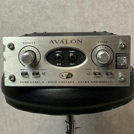 AVALON DESIGN / U5 + ラックマウントキット【中古】【楽器/ダイレクトボックス/ベース/アコギ/DTM・DAW・音響機器/アヴァロン】