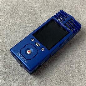 ZOOM / Q3【中古】【楽器DTM・DAW・音響機器/ハンディレコーダー/4GB SDカード・ポーチ付】