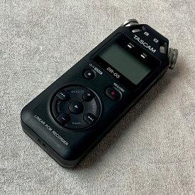 TASCAM / DR-05【中古】【楽器DTM・DAW・音響機器/ハンディレコーダー/箱・説明書・USB・アダプター・4GBメモリ付】