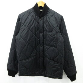 【中古】Rocky Mountain Featherbed/ロッキーマウンテンフェザーベッド ダウンジャケット サイズ:38 カラー:ブラック / アメカジ【f093】