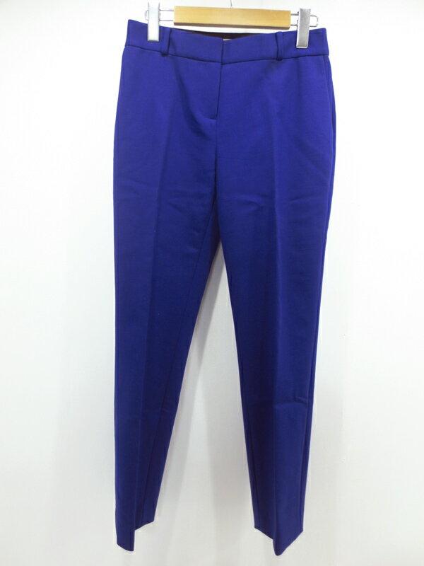 【中古】kate spade/ケイトスペード パンツ サイズ:0 カラー:青紫系 / インポート