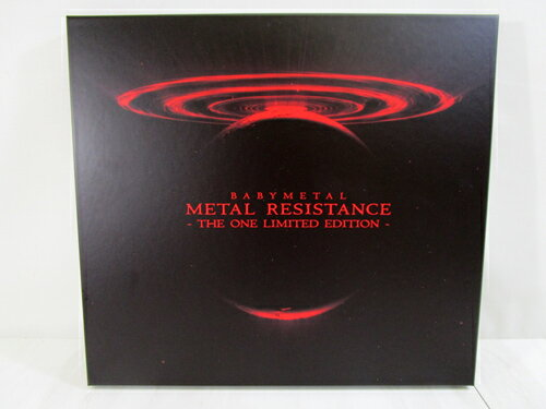 BABYMETALMetal Resistance - The One Limited Edition -【中古】【邦楽CD】