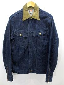 【中古】WESTRIDE/ウエストライド デニムジャケット サイズ:40 カラー:インディゴ / ドメス