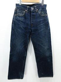 【中古】SAMURAI JEANS/サムライジーンズ ボタンフライデニムパンツ Lot.15 サイズ:29 カラー:インディゴ / アメカジ【f107】
