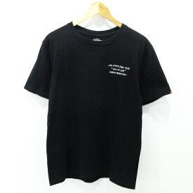 【中古】WTAPS|ダブルタップス 17SS DRAGON TEE Tシャツ 半袖 サイズ:M カラー:ブラック / ストリート【f103】