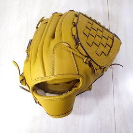 【中古】COACH|コーチ 野球 ベースボール グローブ / オブジェ サイズ:- カラー:イエロー系【f135】