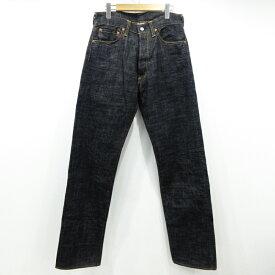【中古】EVISU エヴィス エビス DENIM PANTS デニムパンツ サイズ:30 カラー:インディゴ【f107】