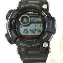 【中古】CASIO カシオ GWF-D1000-1JF G-SHOCK MASTER OF G マスターオブG FROGMAN フロッグマン 腕時計 サイズ:- カラー:ブラック【f131】
