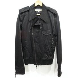 【中古】GalaabenD ガラアーベント ジャケット ブルゾン サイズ:1 カラー:ブラック / ドメス【f096】