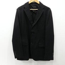 【中古】BALENCIAGA|バレンシアガ テーラードジャケット 460419 TUE05 2017SS サイズ:50 カラー:ブラック【f108】
