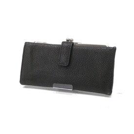 【中古】土屋鞄製造所|ツチヤカバンセイゾウショ 長財布 グレー系【f124】