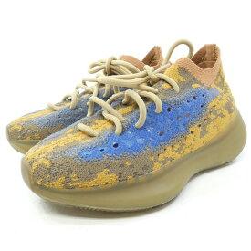 【中古】Adidas Originals|アディダスオリジナルス YEEZY BOOST 380 BLUE OAT イージーブースト 380 Q47306 スニーカー サイズ:22.5cm【f128】
