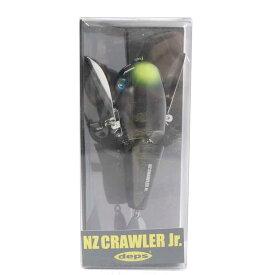 【中古】【フィッシング/釣り/釣具/ルアー】deps/デプス NZ CRAWLER Jr NZクローラージュニア スモークブラック