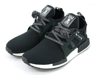 newest 433e3 9568d Adidas X mastermind JAPAN/ Adidas X master mind NMD XR1 MMJ BA9726 sneakers  size: A 23.5cm color: Black