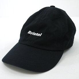 【中古】F.C.Real Bristol エフシーレアルブリストル AUTHENTIC LOGO CAP ロゴ キャップ FCRB-200100 ブラック サイズ:F【f118】