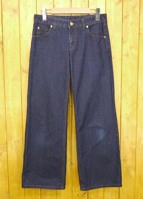 【中古】GUCCI/グッチ デニムパンツ サイズ:38 カラー:ブルー